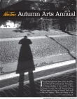 Autumn Arts Annual 2013